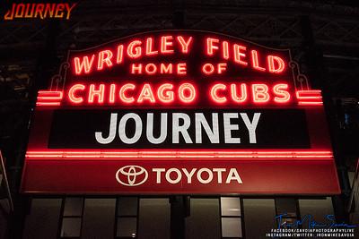 Wrigley Field - Chicago 7.14.18