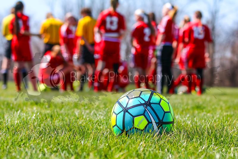 Chaos Soccer U13 Girls 4-16-16