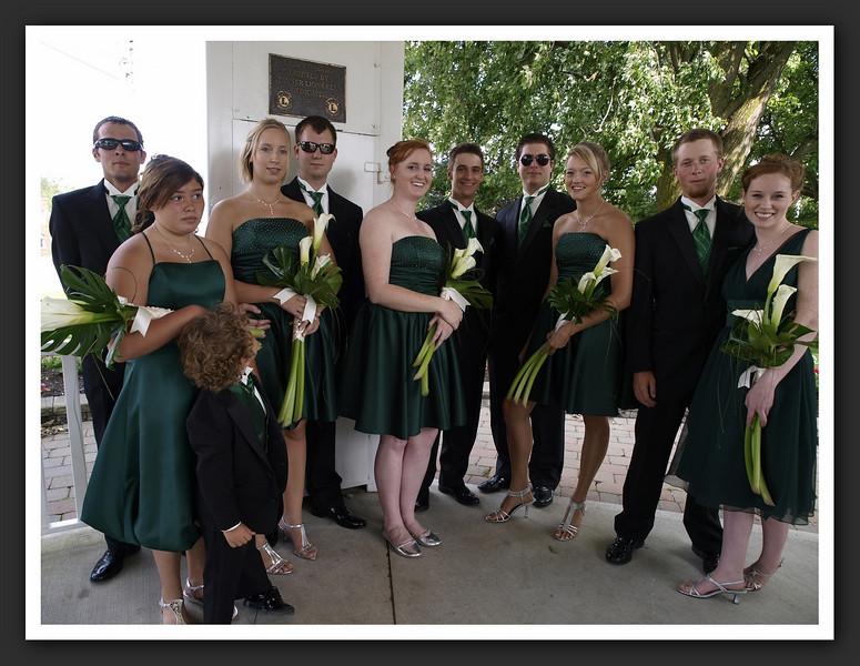 Bridal Party Family Shots at Stayner Gazebo 2009 08-29 029 .jpg