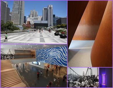 San Francisco MOMA Exploring June 2016