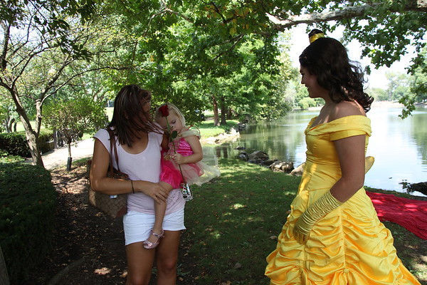 Sophia Martina Meets a Princess