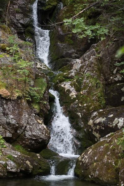 Falls on Monroe Brook