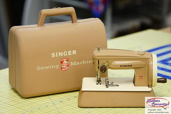 Singer Model 40K Toy