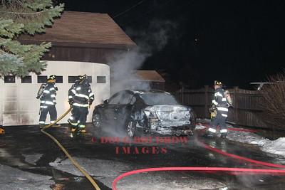 Saugus, MA - Working Fire, 26 Longwood Ave, 1-28-14