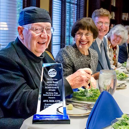 Arvil Reeb - Lifetime Achievement Award  2018
