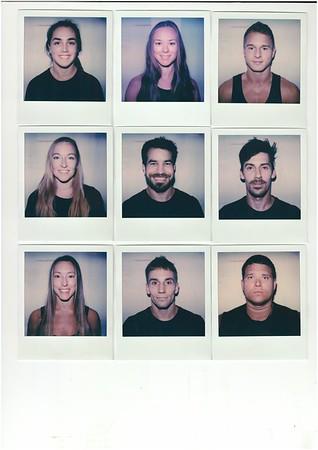 Amaluna polaroid scans