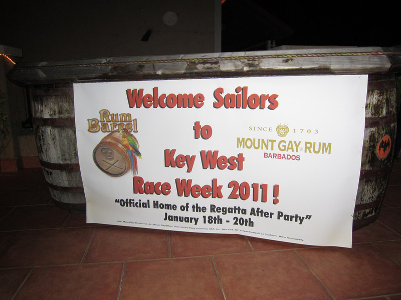 Welcome to Key West Race Week