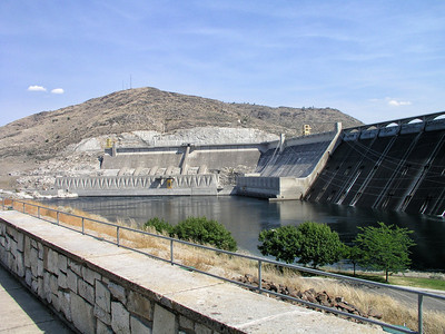 Grand Coulee Dam - 2006