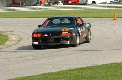 Saturday Group 3 Quals - 2007 Spring Sprints
