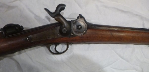 Full Stock Rifle (unmarked)