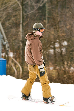 Exploring Blue Mountain Ski Area (December 2006)