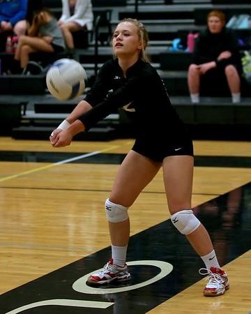 Outlaw Volleyball vs Elmira 10-13-15