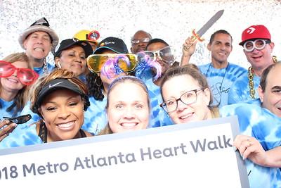 AHA Heartwalk (9.29.18)