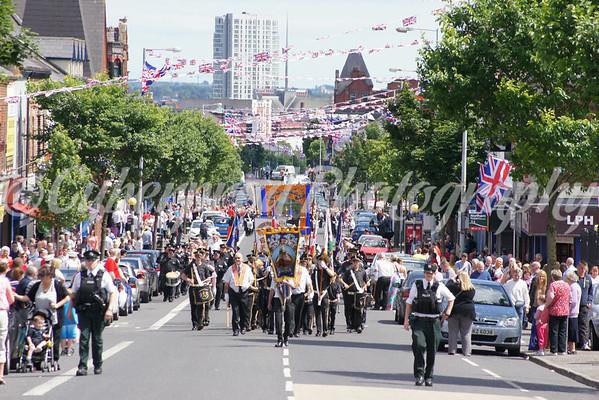 Whiterock Parade 28.06.14
