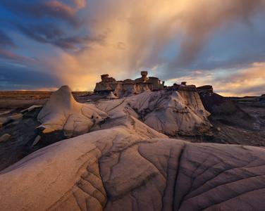 Bisti Wilderness - The Extraterrestrial Landscape (2013 - 2019)