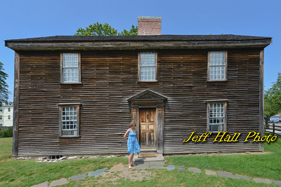 John Adams House & South Shore