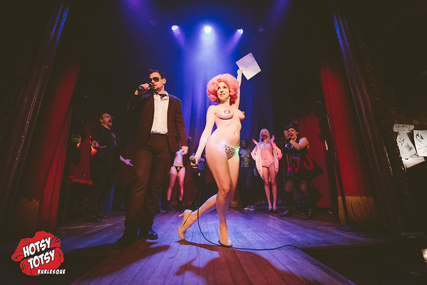 A Hotsy Totsy Burlesque Tribute To The Avengers