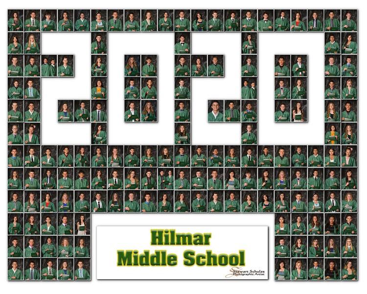 sample HMS grad collage