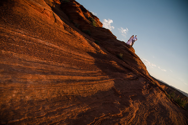 Sarah and Will   Horseshoe Bend Elopement