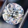4.11ct Antique Cushion Cut Diamond, GIA N VS1 7