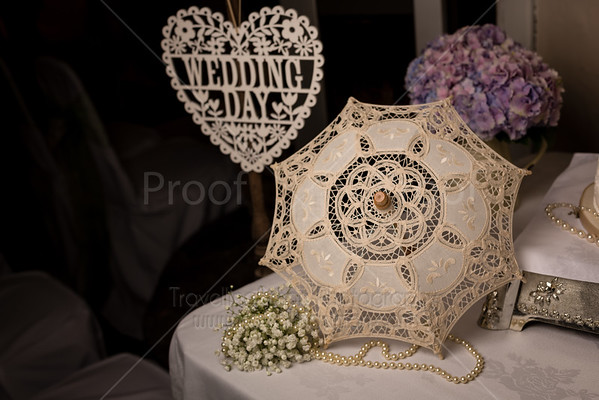 Nicole & Robert Wheatley - Venue and Detail Shots
