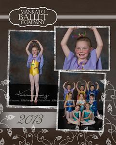 Mankato Ballet 2013
