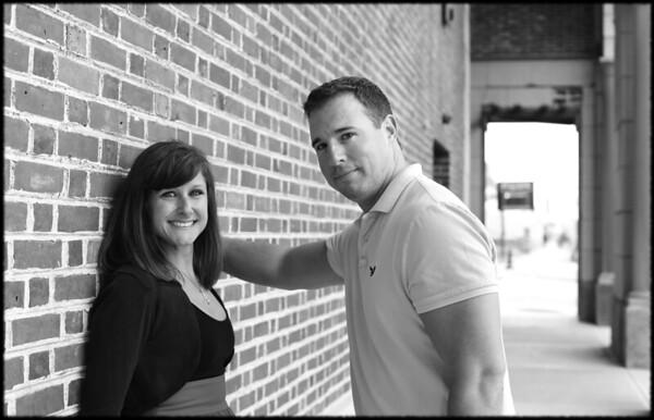 Betsy & Tom ~ engagement ~ NJ shore
