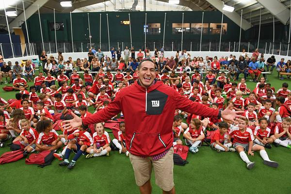 2017 Arsenal Academy Gian Paul Gonzalez lecture