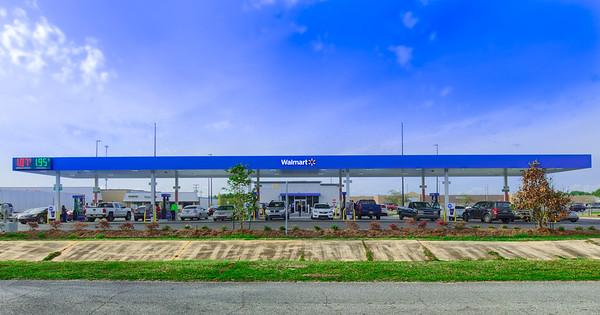 Walmart Fuel Station for BerryHutton
