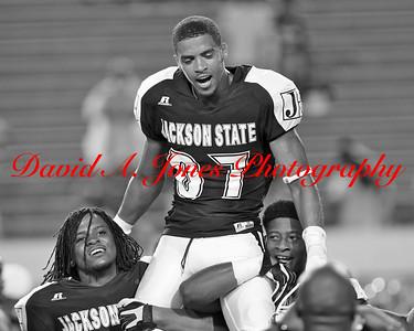 FAMU @ Jackson State Game 2014