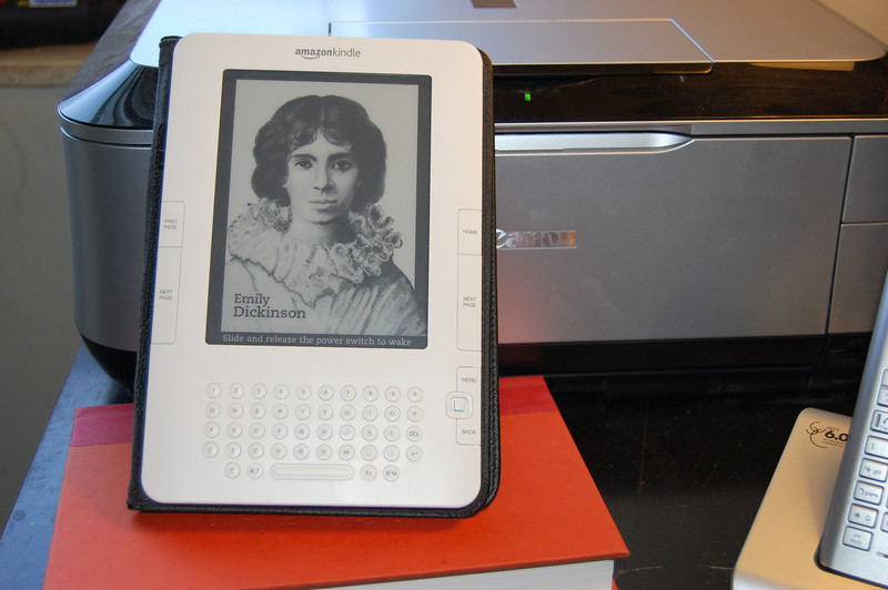 Writing for the Kindle