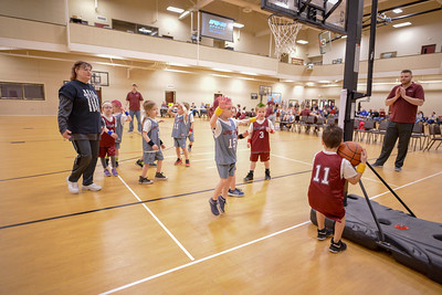 Upward Game Day - March 16, 2019 Crazy Hair Day