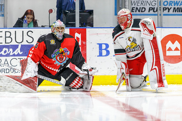 04-01-17 IceHogs vs. Griffins