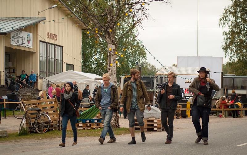 Photo: Eero Saarela  Lauantai 6.9.2014