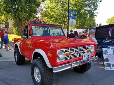 Cars, Trucks and Motorhomes