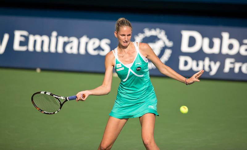2015 WTA Dubai Women's Tennis Championship