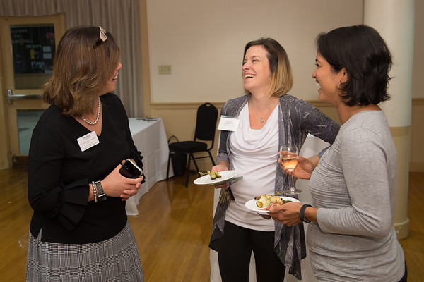 Dept. Chair & Newly Tenured Faculty Reception, Oct. 2019