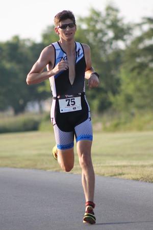 TriTulsa Sprint 2013 Run