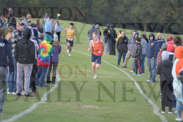 SICL Cross Country Meet 10-15-19