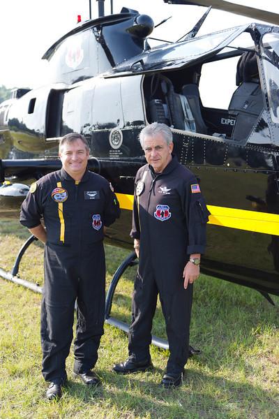 Sky Soldiers Pilots