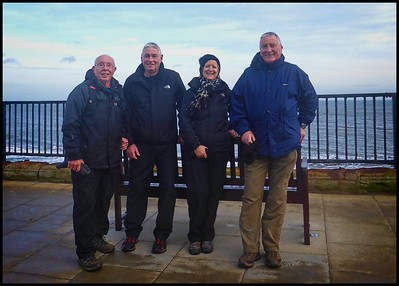 096 - North Shields To Whitley Bay, Tyne & Wear, UK - 2020.