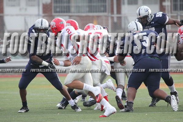 2012 Lincoln Vs Port Richmond