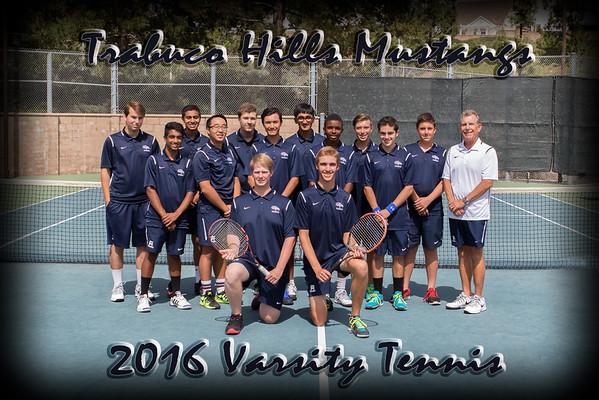 2016 Boys Tennis