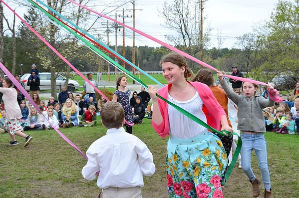 Rudolph Steiner School May Day Celebration - 050119