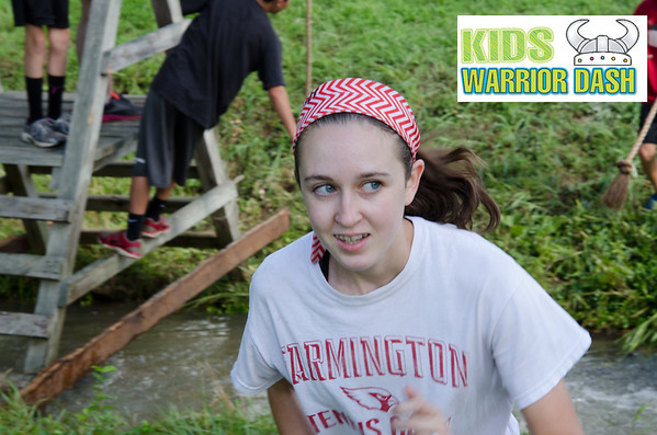 2015 Kids Warrior Dash