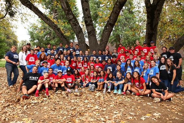 6th Grade Camp 2016