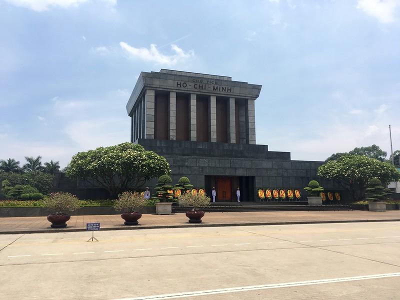 Ho Chi Minh Masoleum - Hanoi, Vietnam