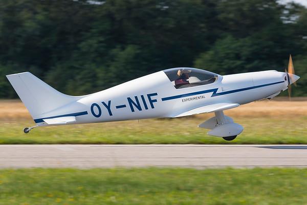 OY-NIF - Aero Designs Pulsar XP