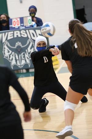 Edsel Ford Freshman Volleyball