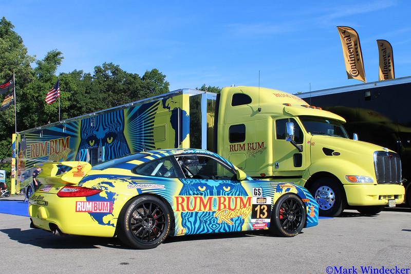 GS-Rum Bum Racing Porsche 911